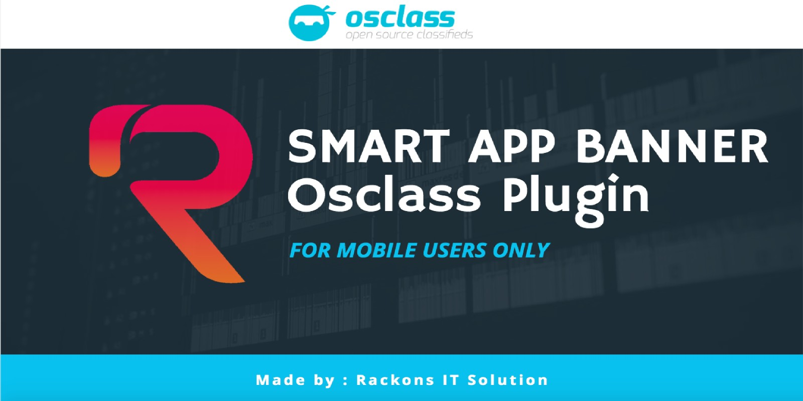 Smart App Banner Plugin for Osclass