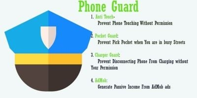 Phone Guard - Android App Source Code