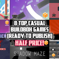 Buildbox Casual Game Package