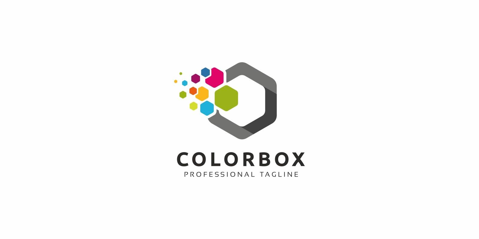 Colorful Box Logo