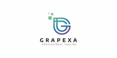 Grapexa G Letter Logo
