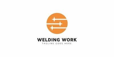 Welding Work Logo