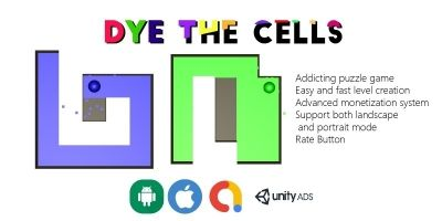 Dye The Cells - Unity Project