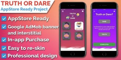 Truth or Dare iOS Game