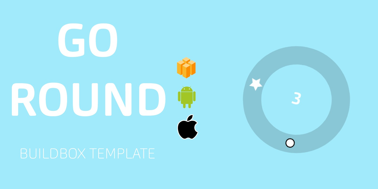 Go Round Buildbox Template