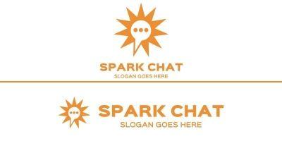 Spark Chat Logo
