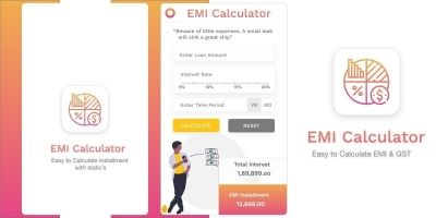 EMI  Calculator - iOS Source Code