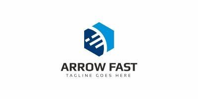 Arrow Fast Logo