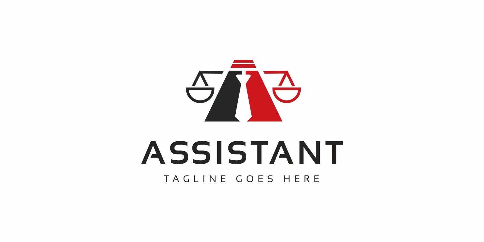 Assistant Law Logo