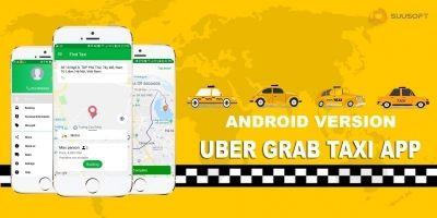 Uber Grab Taxi App Source Code