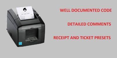 Receipt Printing