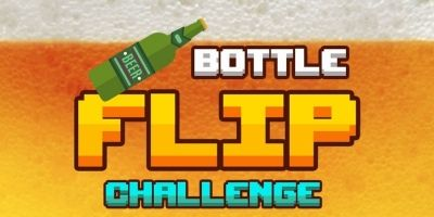 Beer Bottle Flip - Full Buildbox Game