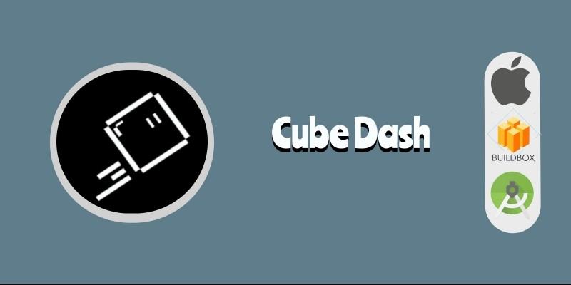 Cube Dash Buildbox Template