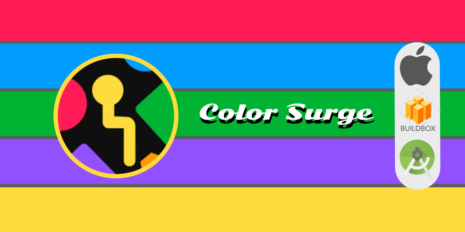 Color Surge Buildbox Template