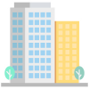 200-real-estate-color-vector-icons-pack