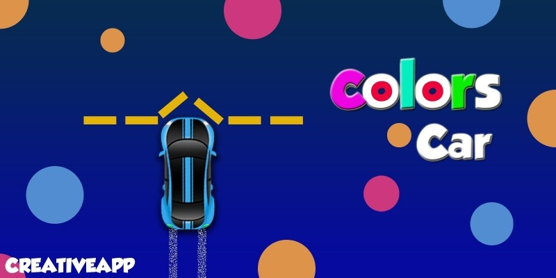 Colors Car - Buildbox Template