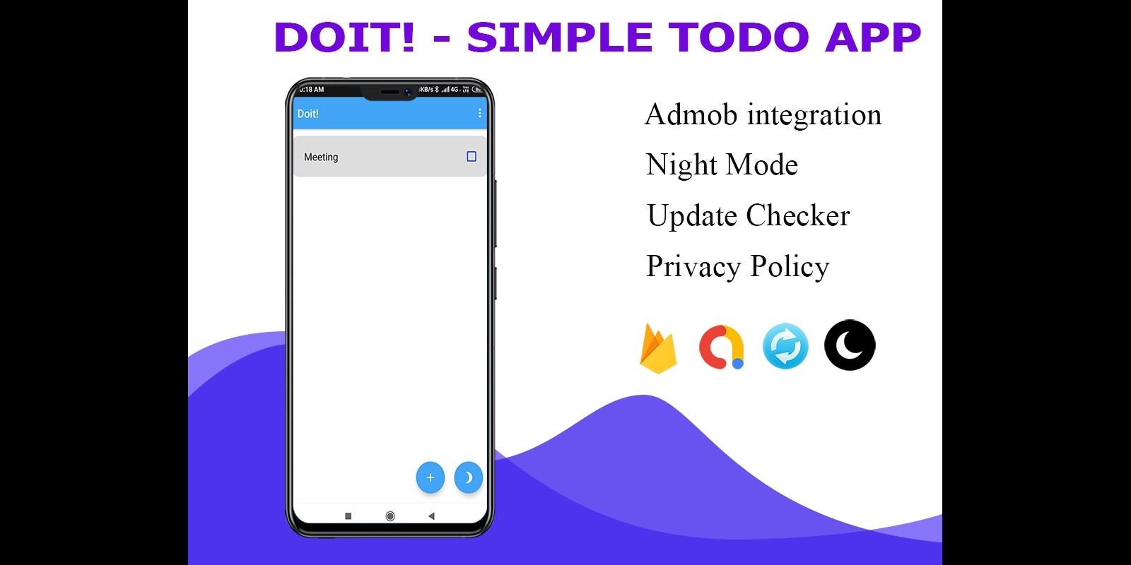 Doit - Simple Todo App