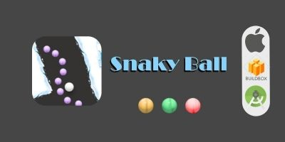 Snaky Ball - Buildbox Template