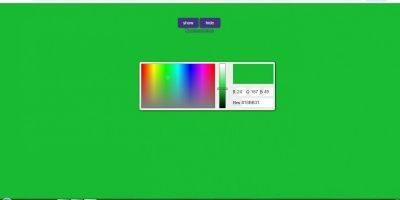 JC Color Picker Javascript
