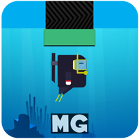 Dives Game With Admob - Buildbox Template