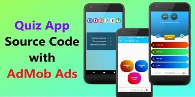 Quiz App Offline - Android Studio App Template