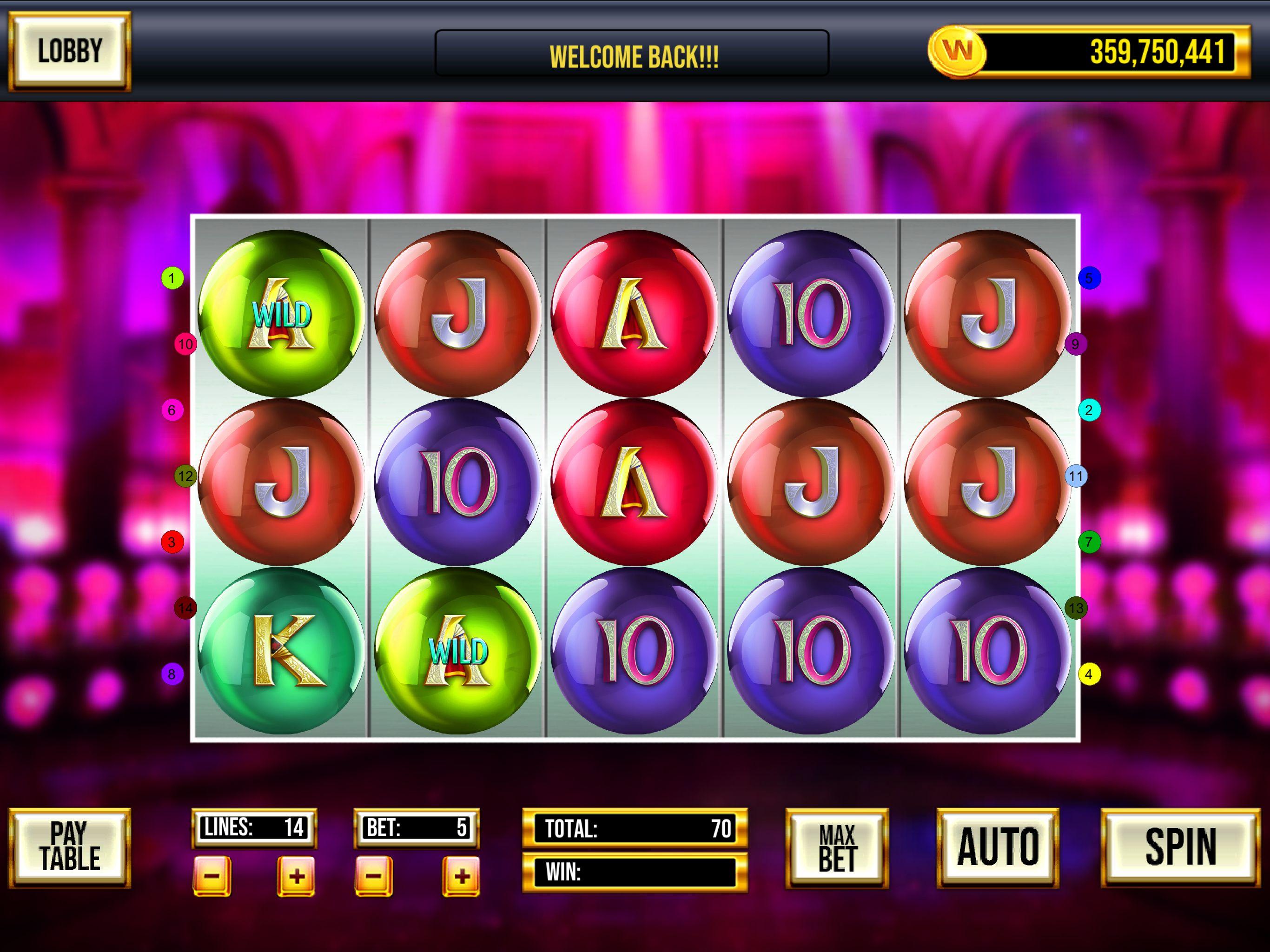 Slot Machine Unity