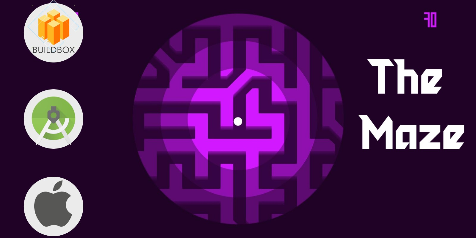 The Maze Full Buildbox Game