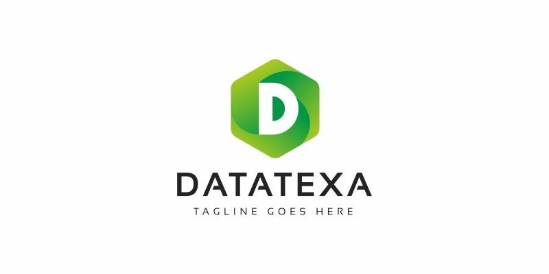 Datatexa D Letter Logo