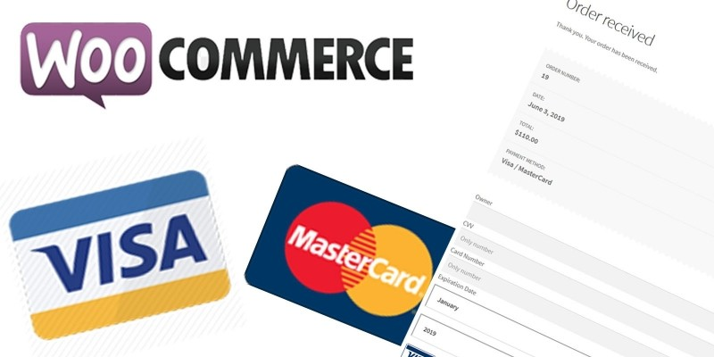 Authorize payment WooCommerce Plugin