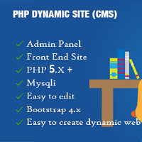PHP Dynamic Site CMS