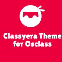 ClassyEra - Classified Ads Osclass Theme