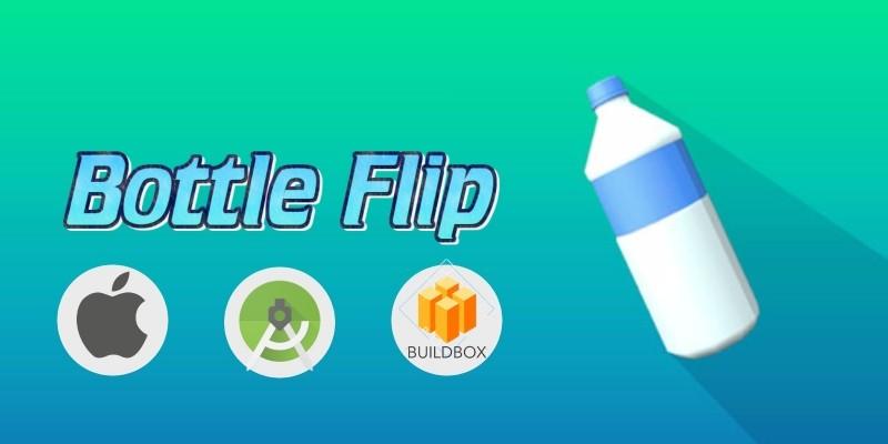Bottle Flip Full Buildbox Game Tempalte