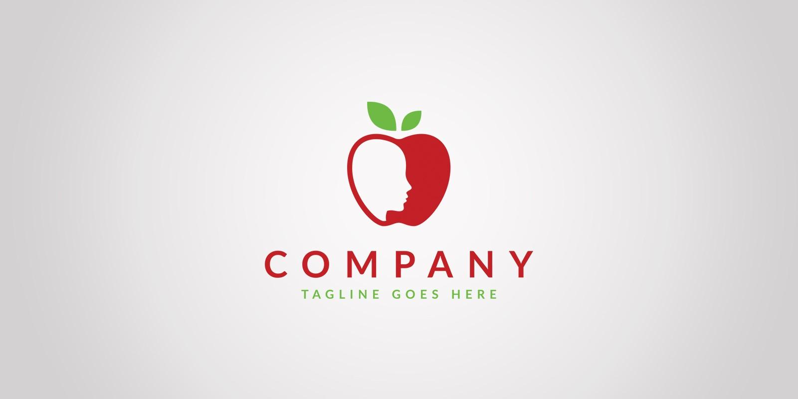 Eco Diet Logo Template