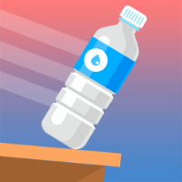 Impossible Bottle Flip - Buildbox Template
