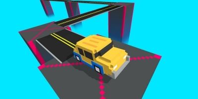 Zigzag Taxi - Unity Game Template
