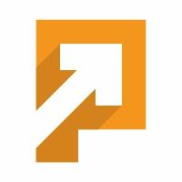 Prostoro P Letter Logo