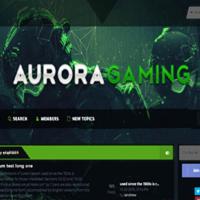 Aurora - Responsive MyBB Theme