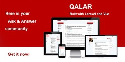 QALAR - Questions And Answer Social Platform