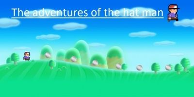The Adventures Of The Hat Man - Unity Project