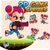 kim-2d-game-charcter-sprites