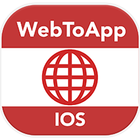 Web2App - iOS Mobile App In Swift Xcode