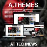 AT Technews -Joomla Template