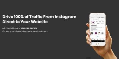 WP Link Bio for Instagram