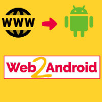 Web2Android - Convert Your Website To Mobile App