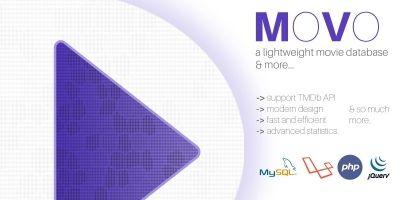 Movo - Movie Database Script