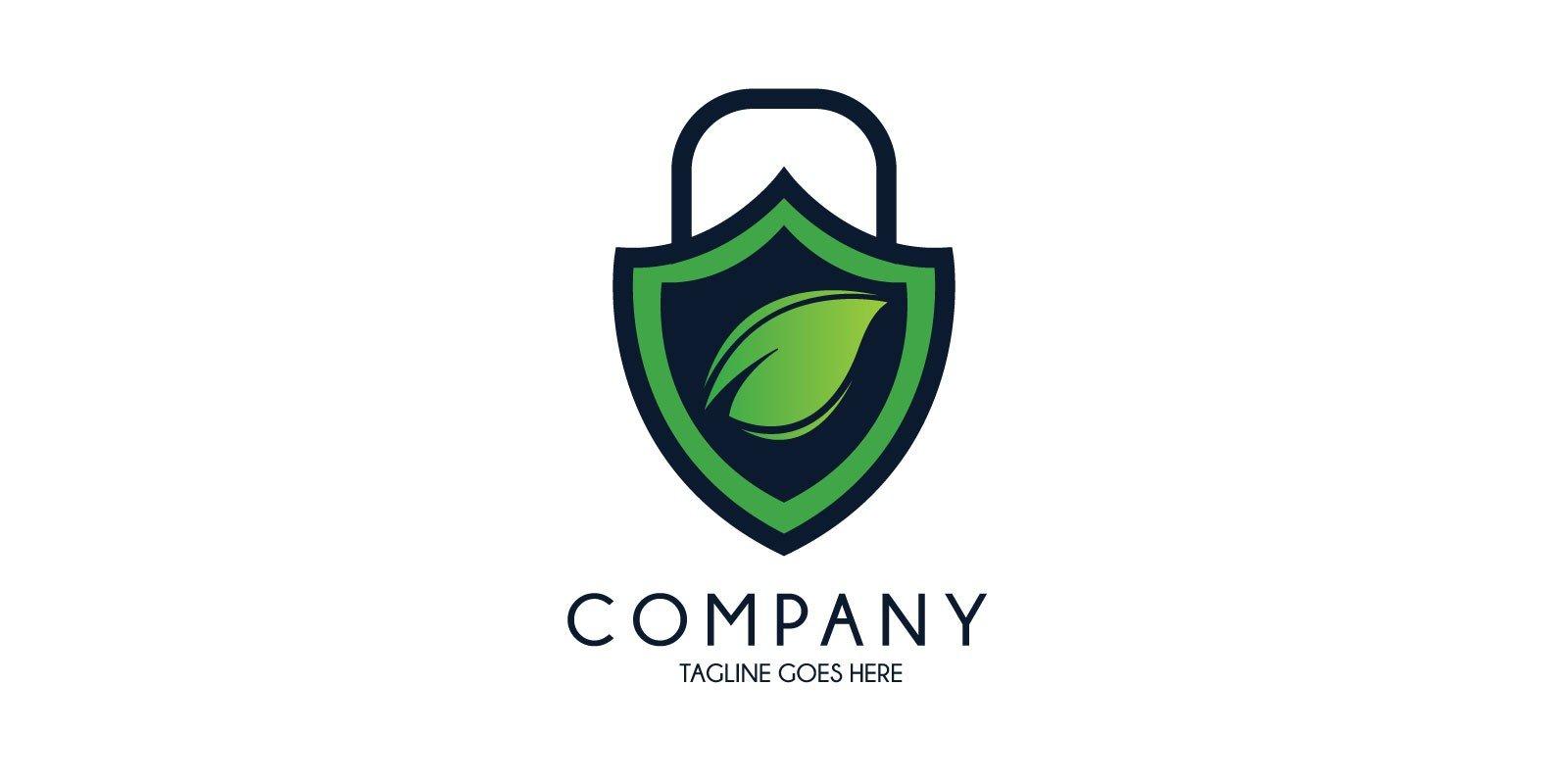 Green Security Logo