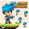 jim-2d-game-character-sprites