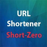 Short-Zero - URL Shortener Script