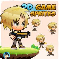 Manuel 2D Game Sprites
