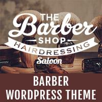 Jeds – Barber And Hair Salon WordPress Theme